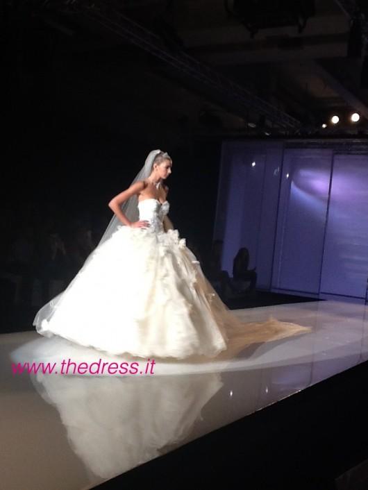 Amelia Casablanca 2013 - Foto The Dress