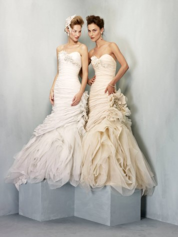 abito da sposa Atlantis Supernova Ian Stuart 2013 Collection Photo planyourperfectwedding.com