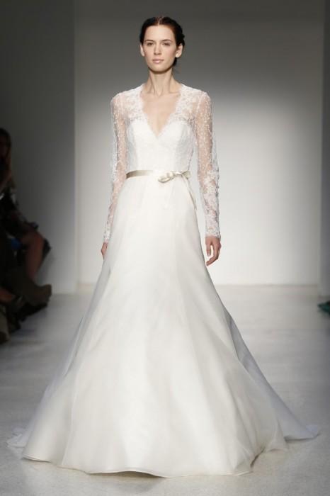 abito da sposa Christos 2013 - Photo wwd.com