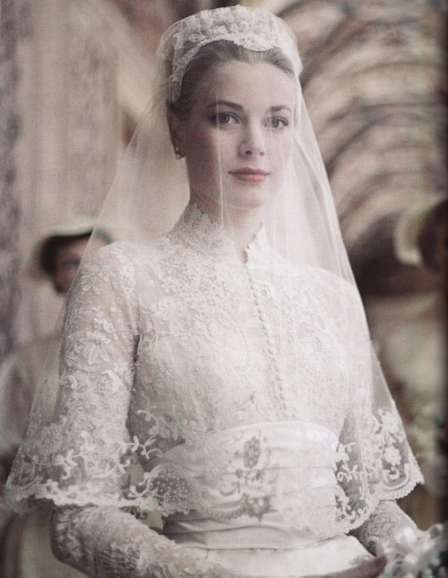 Grace Kelly sposa - Photo juliapgelardi.wordpress.com