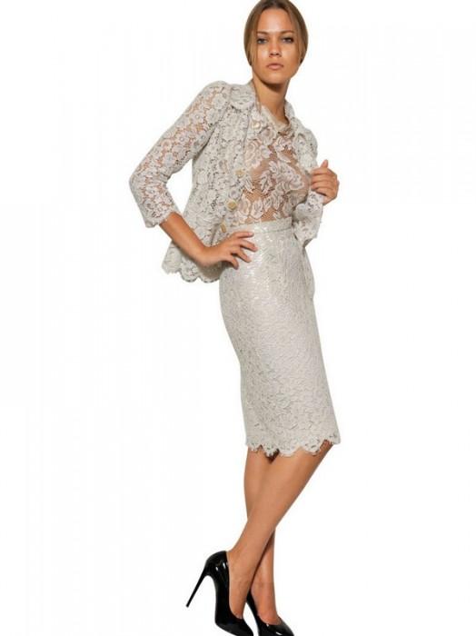 Molto Abito da sposa in pizzo Dolce & Gabbana a meno di 2.000 euro – The  VO62
