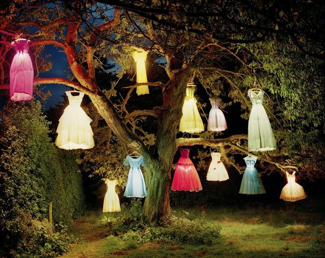 "Tim Walker ""The dress lamp tree"", 2002"