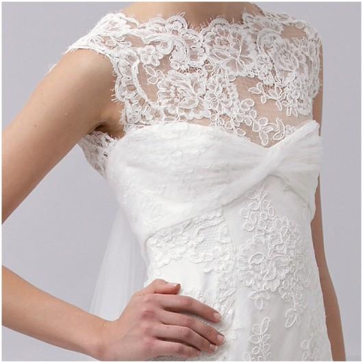 abito da sposa Natalie corpetto Monique Lhuillier Spring 2013 prezzo USA 5.980 dollari