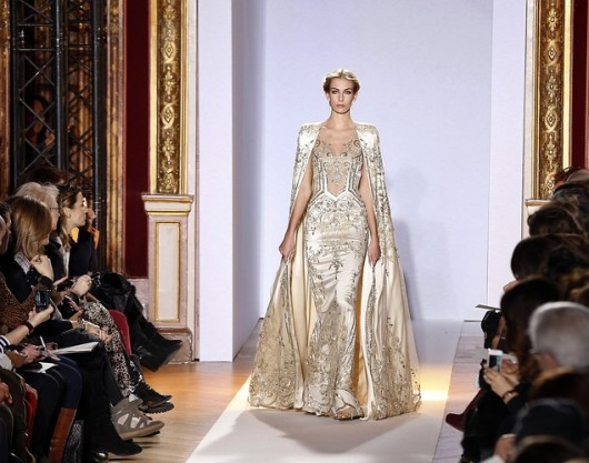 Zuhair Murad Haute Couture Spring-Summer 2013 - Foto Getty