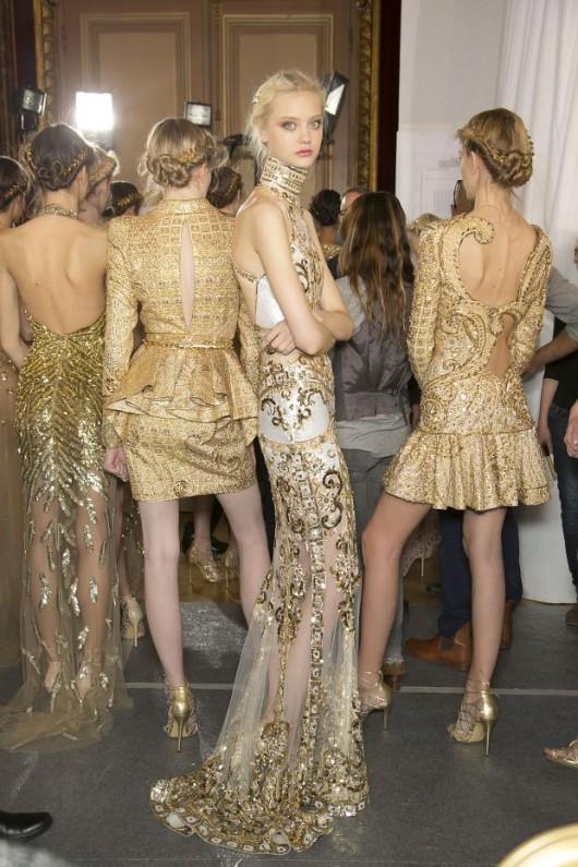 Zuhair Murad Haute Couture Spring-Summer 2013 - Foto fashionising.com