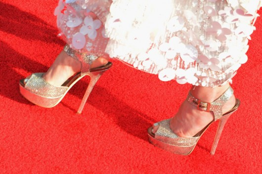 Jayma Mays in Georges Hobeika SAG Awards 2013 foto RCFA