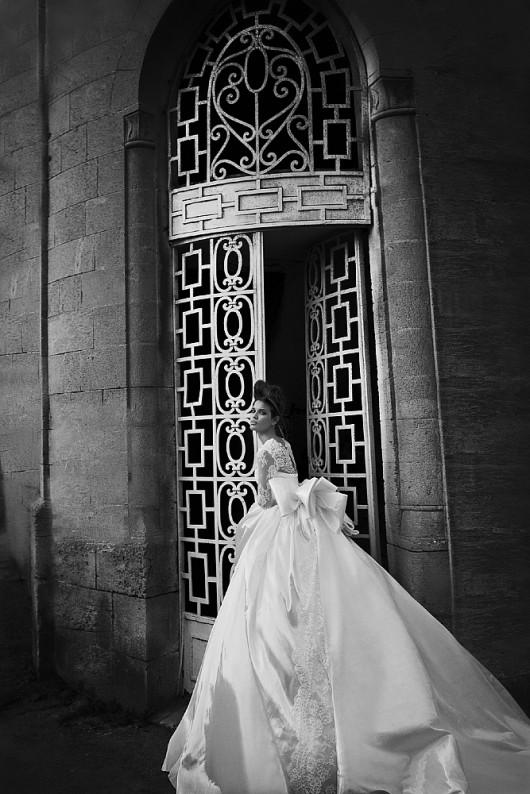 abito da sposa Berta