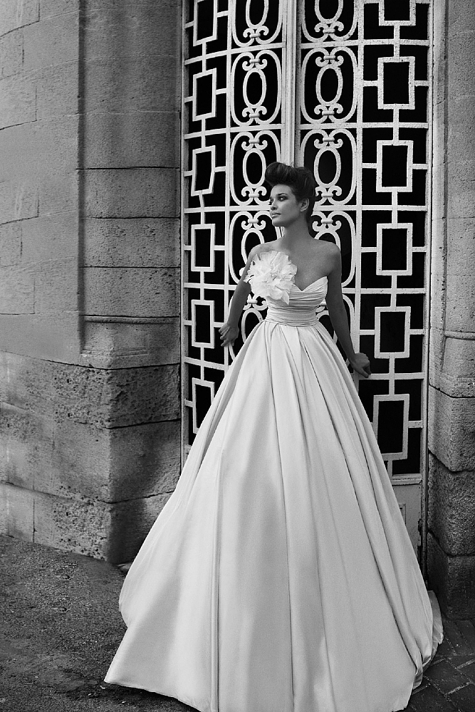 abito da sposa Berta Bridal