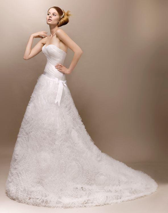 Max Chaoul abito da sposa Assunta