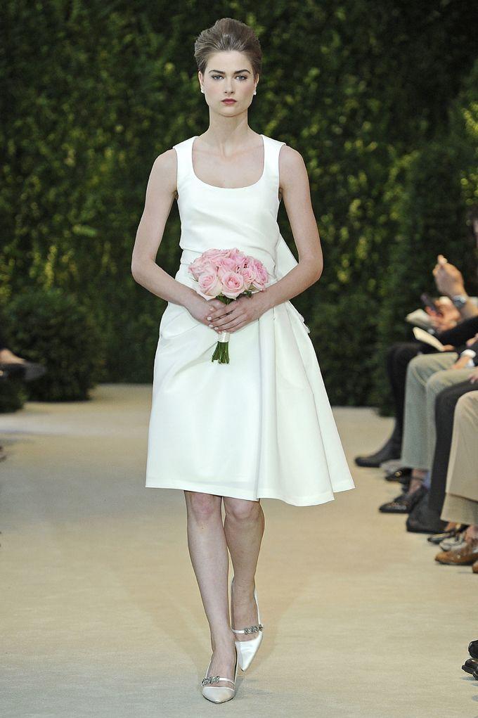 Ally Carolina Herrera Sposa Spring 2014