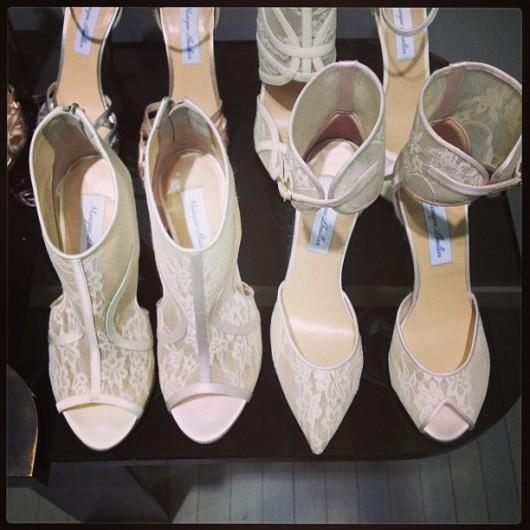 scarpe da sposa Monique Lhuillier Spring 2014  foto latelierblanc