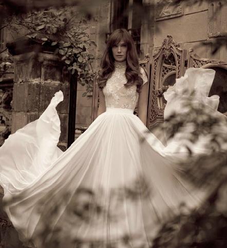 abito da sposa Yaki Ravid 2012