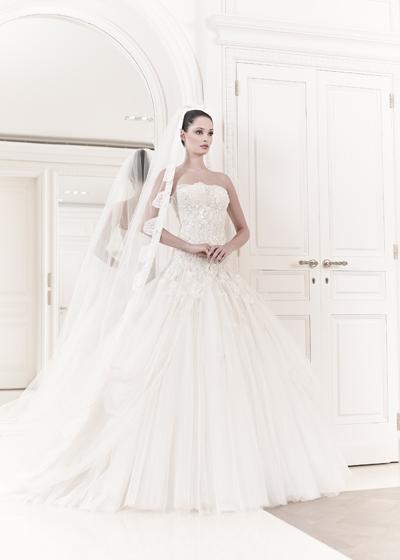 abito da sposa Amelia Zuhair Murad Spring 2014