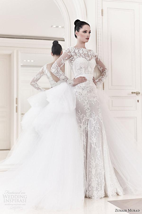 abito da sposa Elsa Zuhair Murad Spring 2014