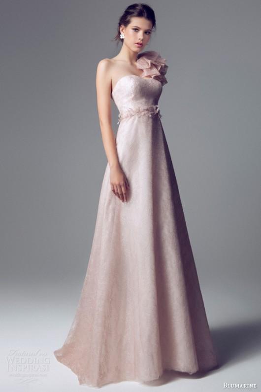 Blumarine Un Come In Bianco Fiore Rosa Sposa Delicata La 2014 E oeWCQrdBxE