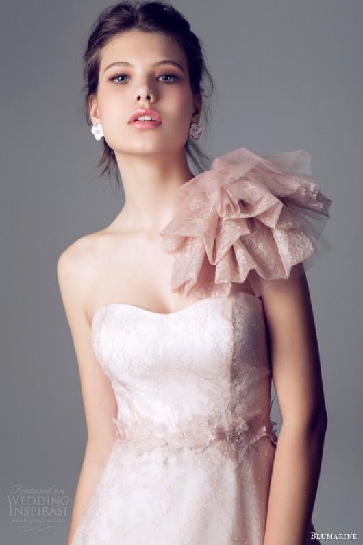 abito da sposa Blumarine 2014