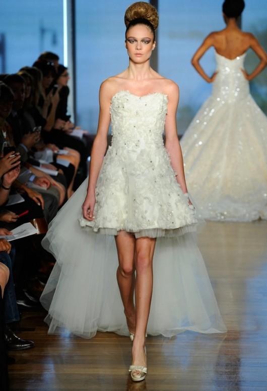 abito da sposa Callie Ines di Santo Fall 2014
