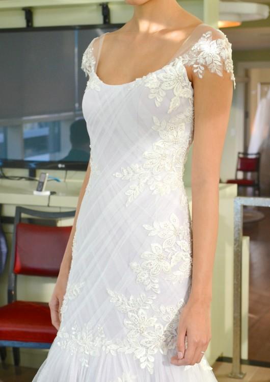 abito da sposa Thalia Ines di Santo Fall 2014 foto lovellabridal