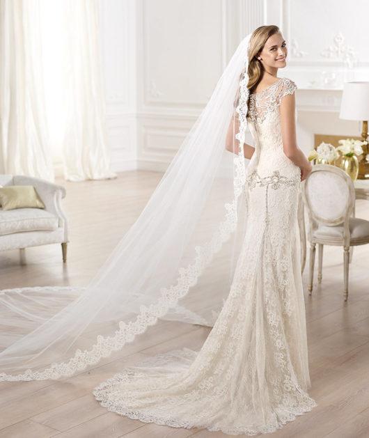 abito da sposa Yalena Atelier Pronovias 2014