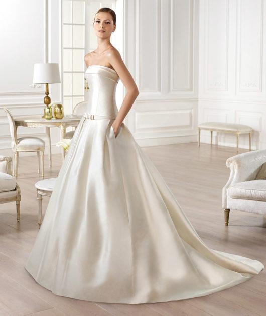 abito da sposa Yency Atelier Pronovias 2014