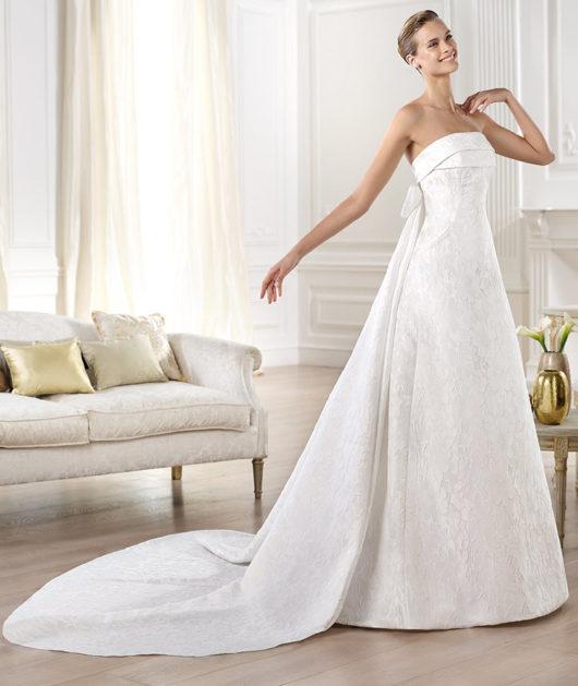 abito da sposa Yeray Atelier Pronovias 2014