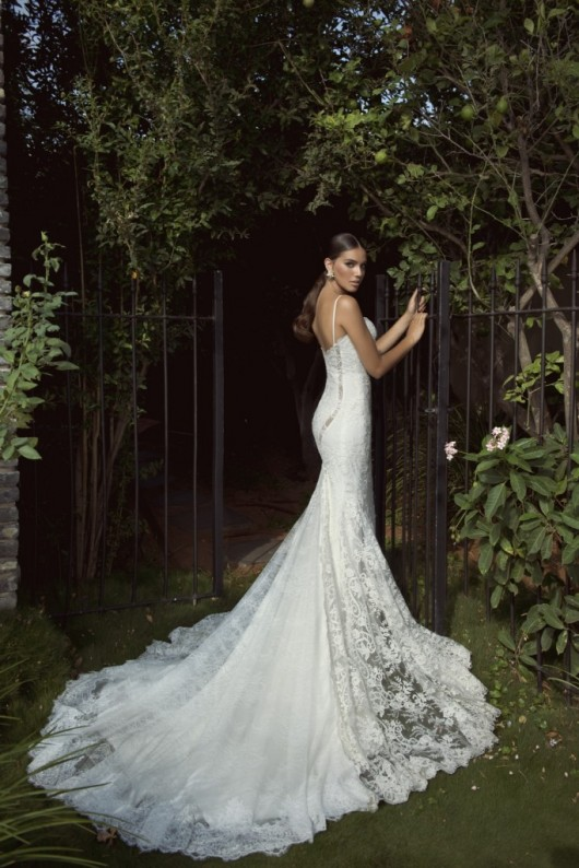 abito da sposa Amber Galia Lahav The empress collection