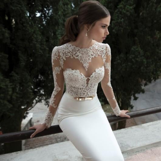 abito da sposa Berta 2014