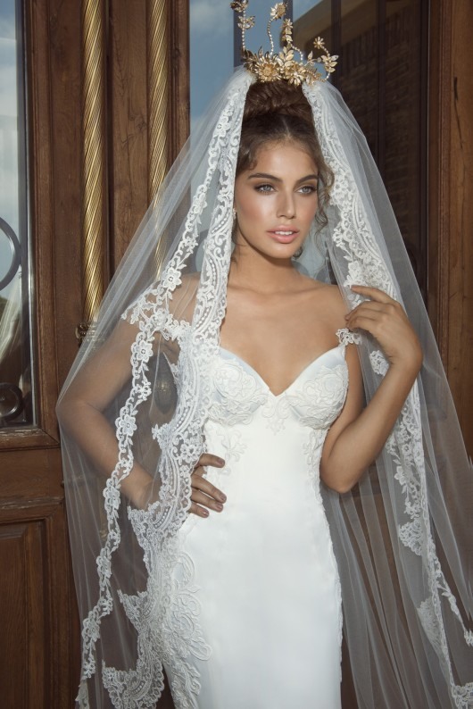 abito da sposa Fiona Galia Lahav The empress collection