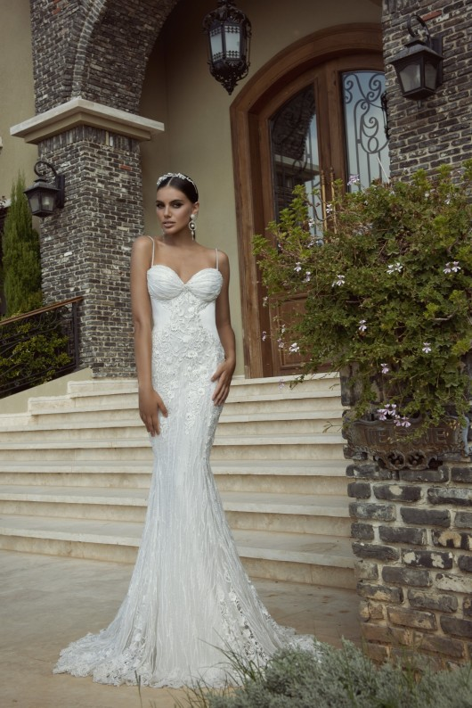 abito da sposa Khaleesi Galia Lahav The empress collection