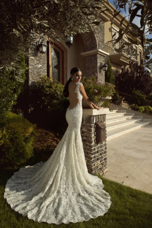 abito da sposa Madonna Galia Lahav The empress collection