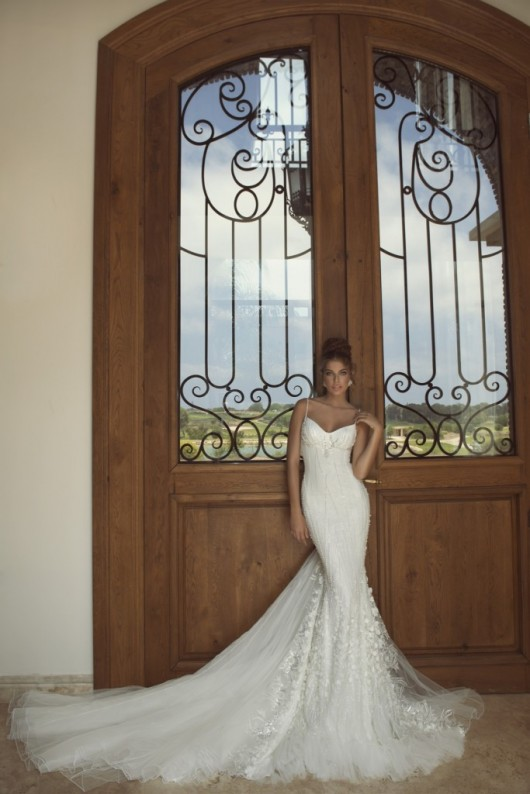 abito da sposa Zoe Galia Lahav The empress collection