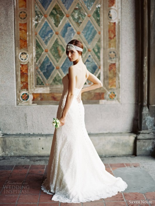 abito da sposa Allie Sareh Nouri Fall 2014 foto weddinginspirasi