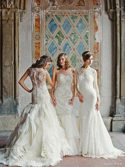 abiti da sposa Field of Love, Delphine, Estelle, Sareh Nouri Fall 2014 Laura Gordon Photography