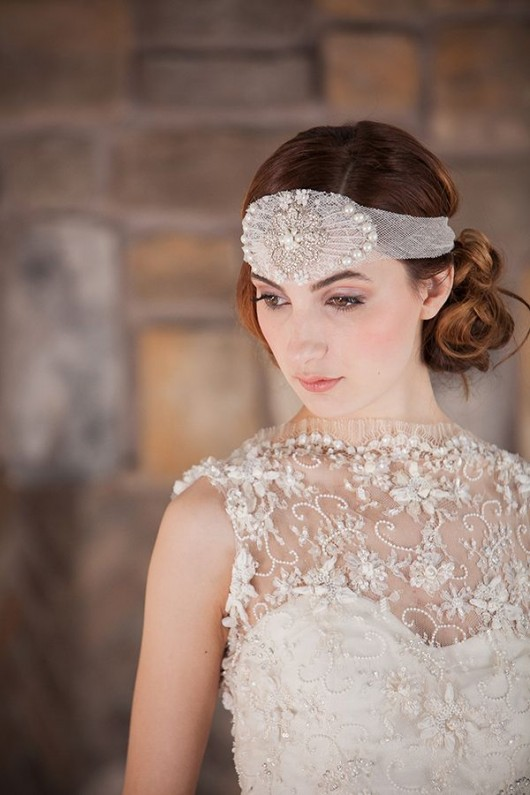 abito da sposa Field of Love Sareh Nouri Fall 2014 foto by Millie B Photography