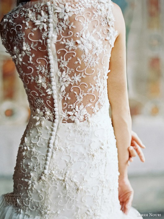 abito da sposa Field of Love Sareh Nouri Fall 2014 foto weddinginspirasi