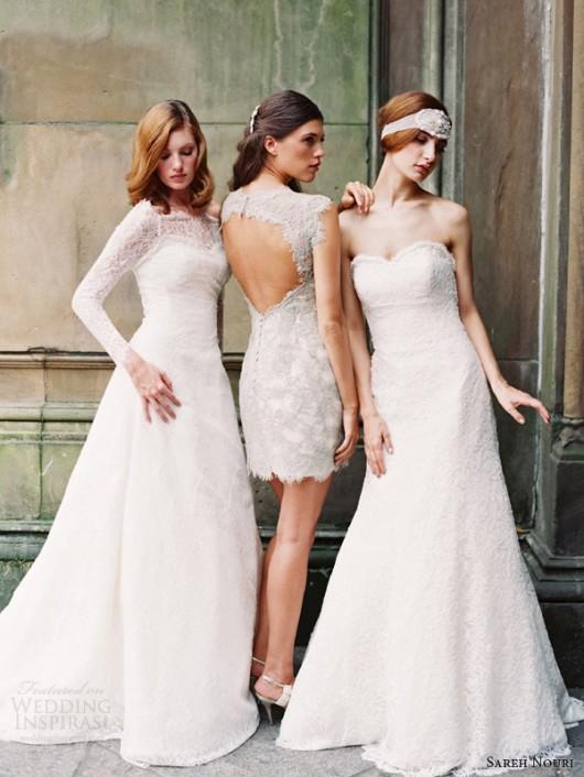 abiti da sposa Josephine, Liza, Allie Sareh Nouri Fall 2014