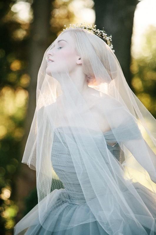 abito da sposa Marie Antoniette Sareh Nouri Fall 2014 foto Millie B Photography