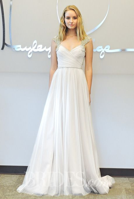abito da sposa Houston Hayley Paige Fall 2014