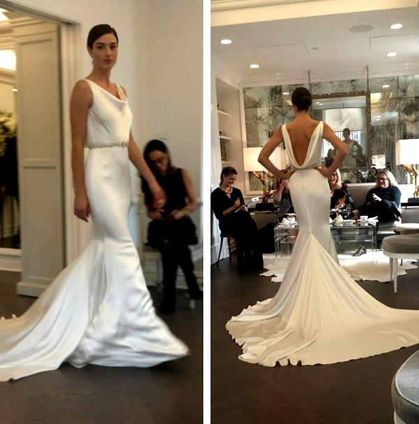 sposa Romona Keveza Fall 2015 foto bridalease