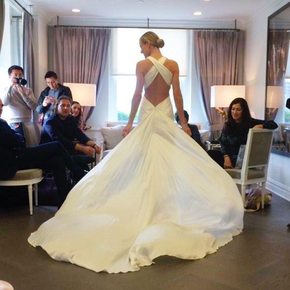 sposa Romona Keveza Fall 2015 foto glamour