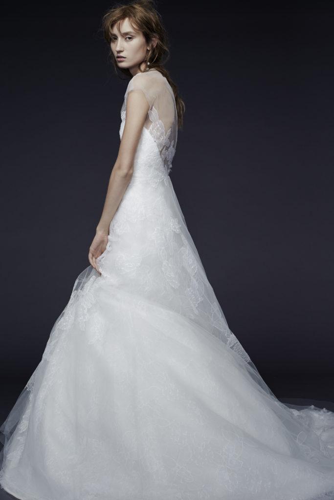 Vera Wang sposa Fall 2015