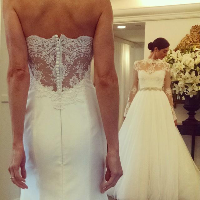 abito da sposa Legends Romona Keveza Fall 2015 foto wueditor