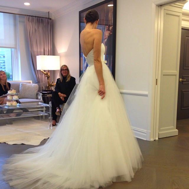 abito da sposa Legends Romona Keveza Fall 2015 foto forteeventmgmt