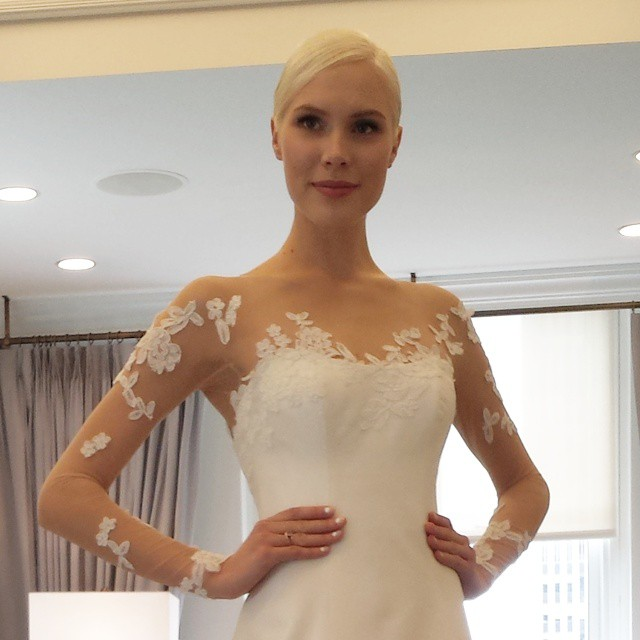 abito da sposa Legends Romona Keveza Fall 2015 foto weddingstorywriter