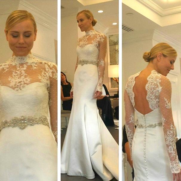 abito da sposa Legends Romona Keveza Fall 2015 foto bridalease