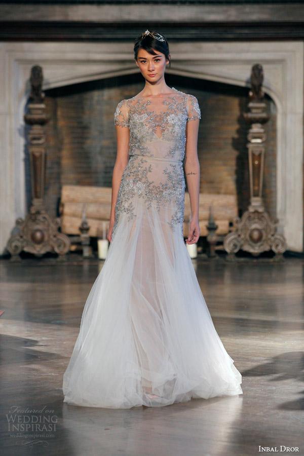 abito da sposa Inbal Dror Fall 2015