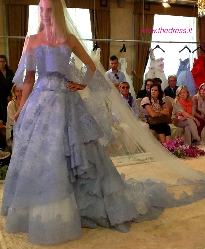 Alessandro Angelozzi Couture 2015 Bruillard 1 - Foto thedress.it