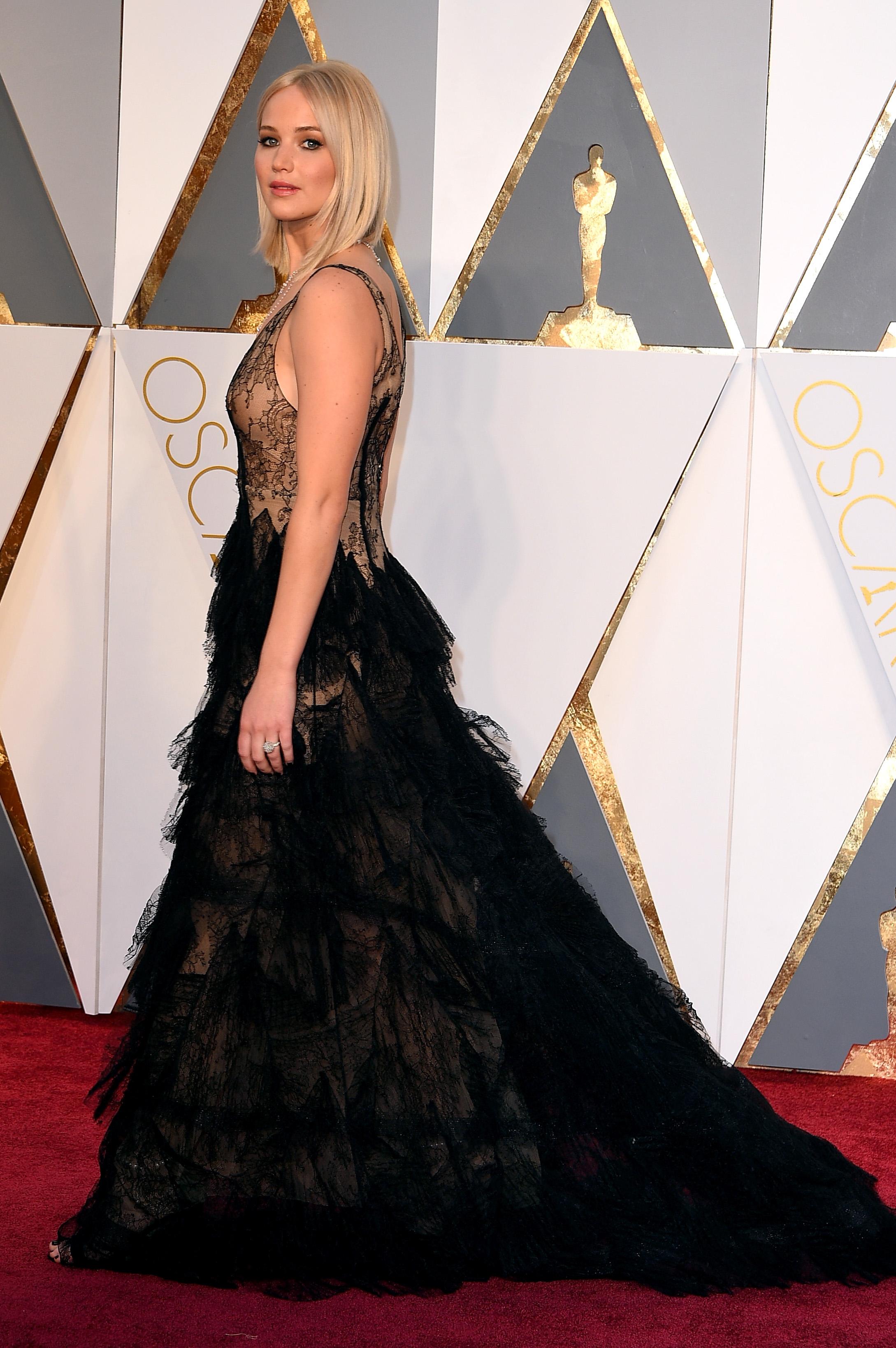 I Migliori Look Degli Oscar 2016