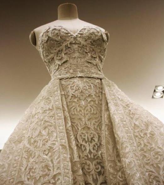 abito da sposa Sofia Vergara by Zuhair Murad