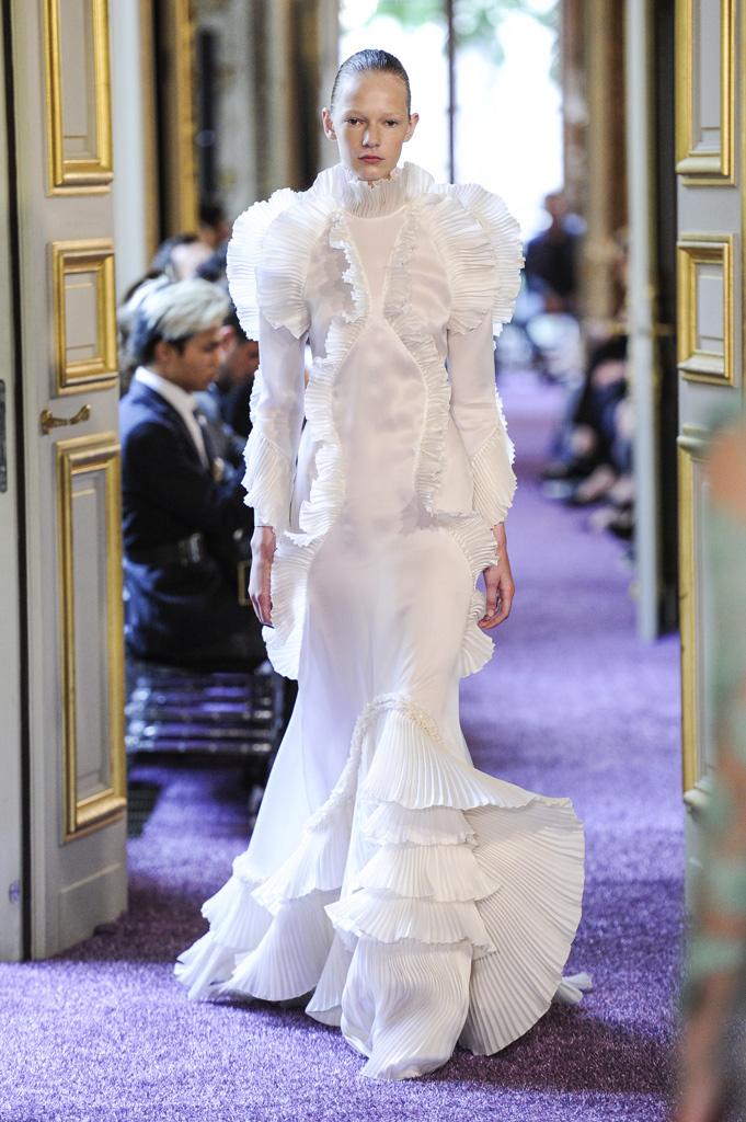 Francesco Scognamiglio Couture Fall 2016